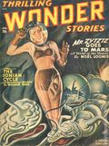Thrilling Wonder Stories (1936-1955 Beacon/Better/Standard) Pulp Vol. 32 #3
