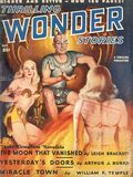 Thrilling Wonder Stories (1936-1955 Beacon/Better/Standard) Pulp Vol. 33 #1