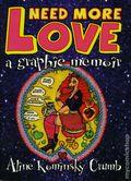 Need More Love A Graphic Memoir HC (2007 MQP) 1-1ST