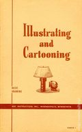 Illustrating and Cartooning Instruction Course 1