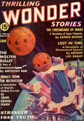 Thrilling Wonder Stories (1936-1955 Beacon/Better/Standard) Pulp Vol. 9 #3