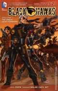 Blackhawks The Great Leap Forward TPB (2012 DC Comics the New 52) 1-1ST