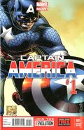 Captain America (2013 7th Series) 1C