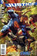 Justice League (2011) 14A