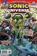 Sonic Universe (2009) 46
