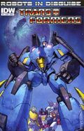 Transformers (2012 IDW) Robots In Disguise 11A