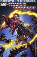 Transformers (2012 IDW) Robots In Disguise 11B