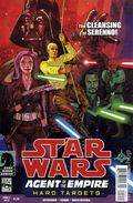 Star Wars Agent of the Empire Hard Targets (2012 Dark Horse) 2