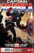 Captain America (2013 7th Series) 1A