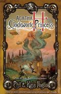 Agatha H and the Clockwork Princess SC (2012 A Girl Genius Novel) 1-1ST