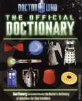 Doctor Who The Official Doctionary HC (2012 BBC) 1-1ST
