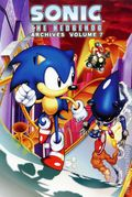 Sonic the Hedgehog Archives (2006-2015 An Archie Digest) 7-REP