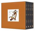 Complete Calvin and Hobbes SC (2012 Andrews McMeel) 4-Volume Slipcase Set 1-1ST