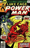 Power Man and Iron Fist (1972) Mark Jewelers 34MJ