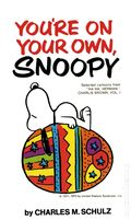 You're on Your Own, Snoopy PB (1975 Fawcett Crest) 1-REP