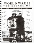 World War II The Expansion SC (1989 Gamers Paradise) For Use with Axis and Allies 1-1ST