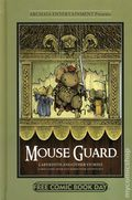 Mouse Guard Labyrinth and Other Stories HC (2012 Archaia) A Free Comic Book Day Anthology 1-1ST