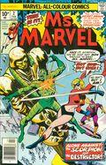 Ms. Marvel (1977 1st Series) UK Edition 2UK