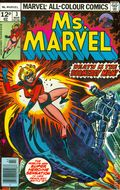 Ms. Marvel (1977 1st Series) UK Edition 3UK