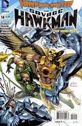 Savage Hawkman (2011) 14