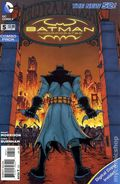Batman Incorporated (2012 2nd Series DC) 5COMBO