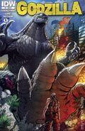 Godzilla (2012 IDW) 7RI