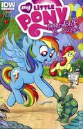 My Little Pony Friendship Is Magic (2012 IDW) 1D