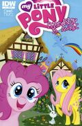 My Little Pony Friendship Is Magic (2012 IDW) 1RI