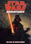 Star Wars Adventures The Will of Darth Vader TPB (2010 Dark Horse Digest) 1-REP