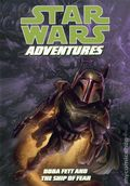 Star Wars Adventures Boba Fett and the Ship of Fear GN (2011 Dark Horse Digest) 1-REP