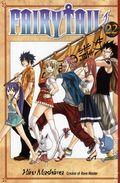 Fairy Tail TPB (2008-2018 Del Rey/Kodansha Digest) 22-1ST
