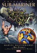 Marvel Masterworks Golden Age Sub-Mariner TPB (2012 Marvel) 1-1ST