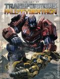 Art of Transformers: Fall of Cybertron HC (2012 IDW) 1-1ST