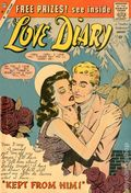 Love Diary (1958 Charlton) 8