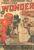 Thrilling Wonder Stories (1936-1955 Beacon/Better/Standard) Pulp Vol. 13 #3