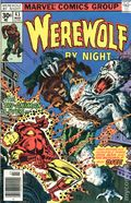 Werewolf by Night (1972 1st Series) Mark Jewelers 43MJ