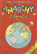 Anarchy Comics (1978) #1, 2nd Printing