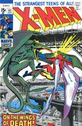 Uncanny X-Men (1963 1st Series) 61JCPENNEY