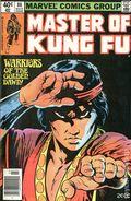 Master of Kung Fu (1974) Mark Jewelers 86MJ
