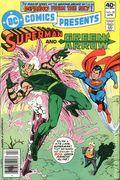 DC Comics Presents (1978 DC) Mark Jewelers 20MJ