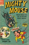 Mighty Mouse (1966 Dell) 169