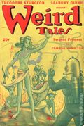Weird Tales (1923-1954 Popular Fiction) Pulp 1st Series Vol. 40 #2