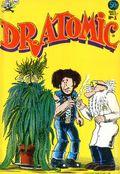 Dr. Atomic (1972) #1, Printing 1-2