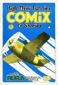 High Flyin' Funnies Comix and Stories (1970) 0