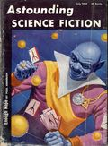 Astounding Science Fiction (1938-1960 Street and Smith) Pulp Vol. 51 #5
