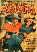 Thrilling Ranch Stories (1933-1953 Standard) Pulp Vol. 27 #1