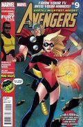 Avengers Earth's Mightiest Heroes (2012 Marvel Universe) 9