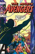 Avengers (1963 1st Series) Mark Jewelers 242MJ