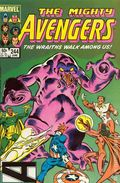 Avengers (1963 1st Series) Mark Jewelers 244MJ