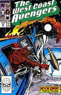 Avengers West Coast (1985) Mark Jewelers 29MJ